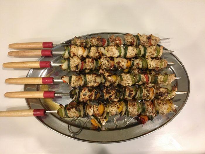 OPA! Foods | The Mediterranean Diet | Simple Recipes | Chix Souvlaki