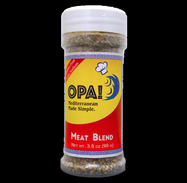 OPA! Foods | The Mediterranean Diet | Meat Blend