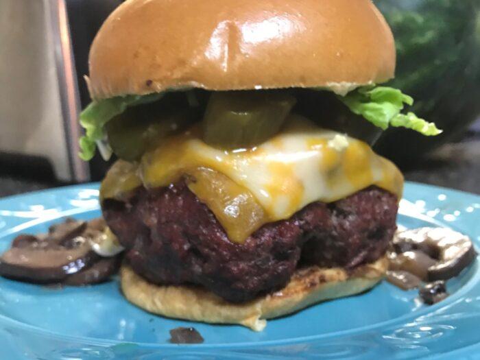 OPA! Foods | The Mediterranean Diet | Simple Recipes | Magic Burger