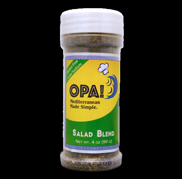 OPA! Foods | The Mediterranean Diet | Salad Blend